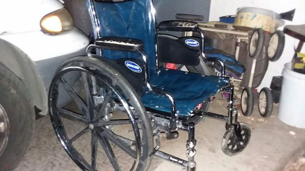 Invacare manual wheelchair Tracer EX2 for Sale in Boise, ID - OfferUp