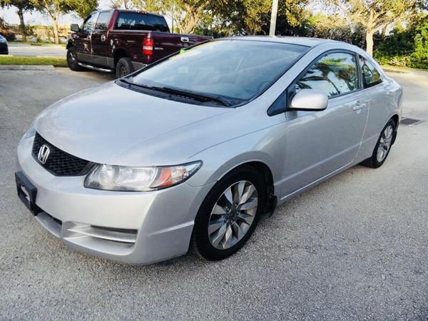 Honda Civic Ex 2010 Coupe