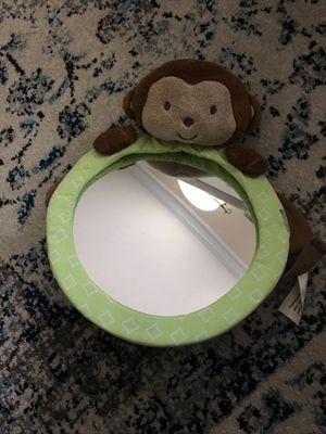 Carters Monkey Back Seat Mirror for Sale in Waldorf, MD