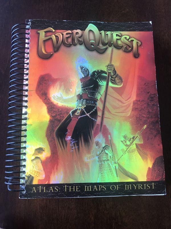 Everquest Maps