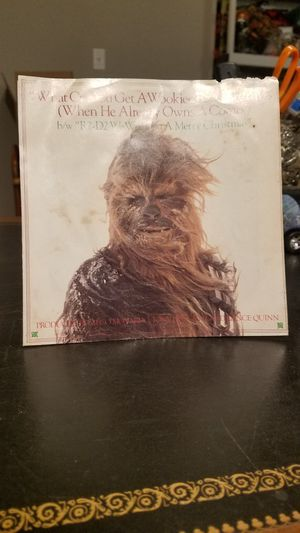 what can you get a wookie for christmas 45 record for sale in leander tx - What Do You Get A Wookie For Christmas