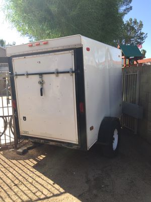 New and Used Enclosed trailers for Sale in Phoenix, AZ - OfferUp