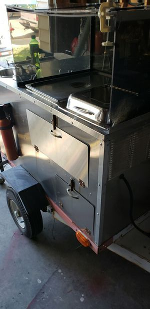 Hot dog steamer cart/trailer for Sale in Las Vegas, NV
