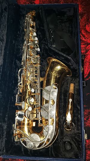 Vito alto saxophone for Sale in Fort Worth, TX