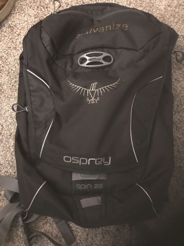 d637a67b80 Osprey Spin 22 backpack for Sale in Kirkland