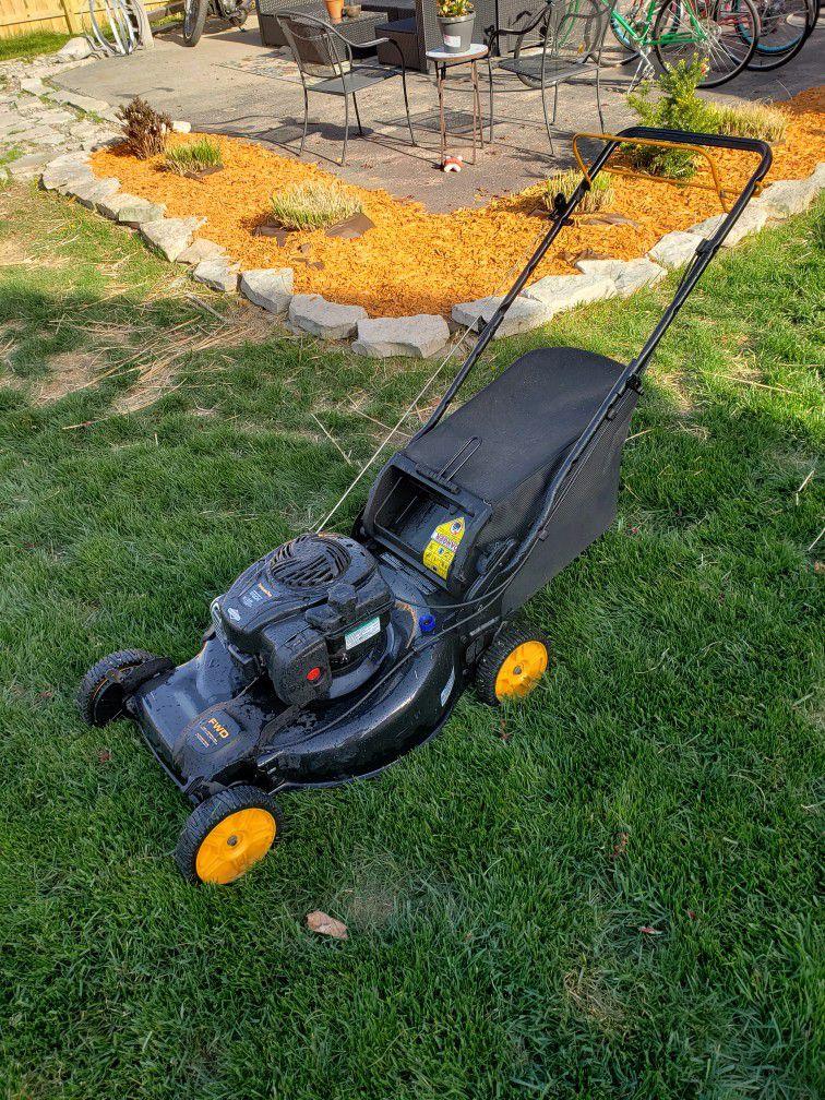 Poulan Pro Self Propelled Lawnmower