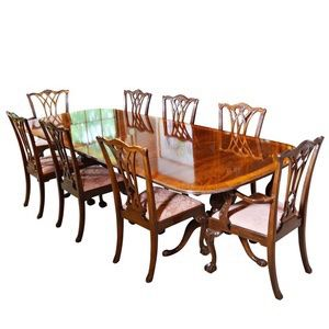 Dining Room Set: Table, Chairs, China Cabinet And Buffet $500 OBO