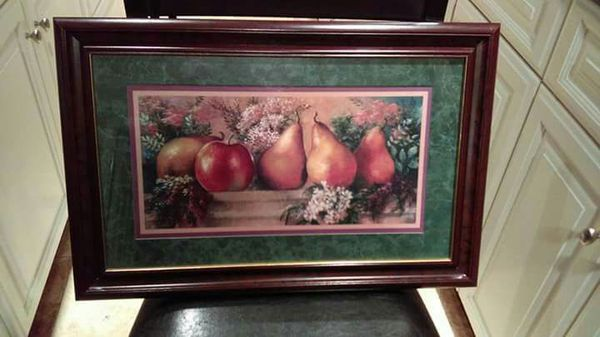 Cuadros De Frutas De Home Interiors For Sale In San Jose Ca Offerup