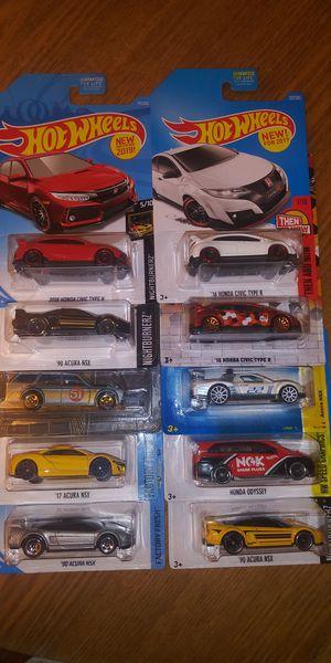Photo $5.00 each honda, nsx, civic, Datsun