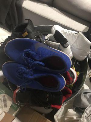 Jordan Nike adidas vans shoes for Sale in Tacoma, WA