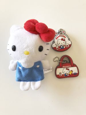 Sanrio Hello Kitty Keychains & Key Cover for Sale in San Diego, CA