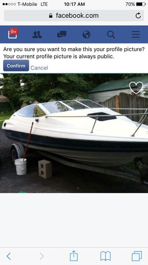 1991 Bayliner, Model 2002cj For Sale for Sale in Philadelphia, PA