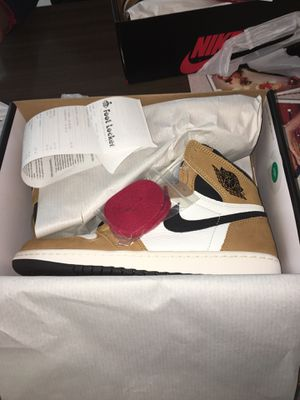"Brand new Jordan 1 ""rookie of the year"" for Sale in Annandale, VA"