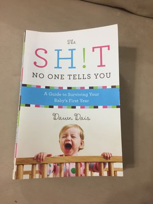 Great book for Mom to be for Sale in North Fort Myers, FL