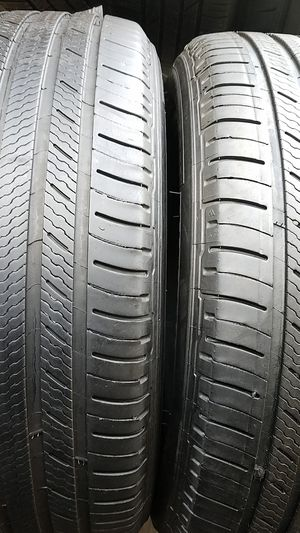 2 Michelin tires for sale 235/55/20 for Sale in Washington, DC