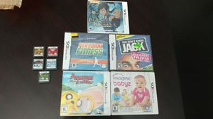 10 Nintendo DS/3DS games for Sale in Orlando, FL