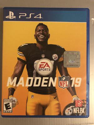 Madden 19 PS4 for Sale in Oxon Hill, MD