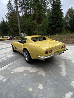 1970 Chevrolet Corvette Thumbnail