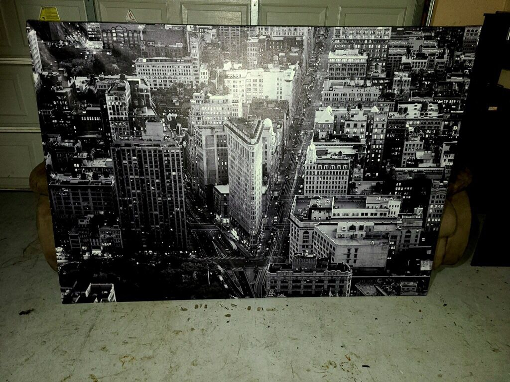 San Antonio Tx City View Canvas