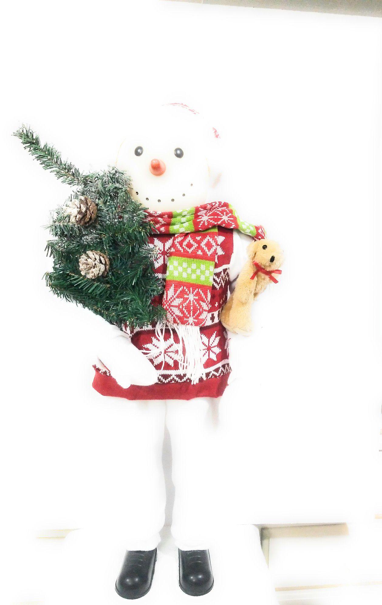 """Snowman 40"""" Standing"""