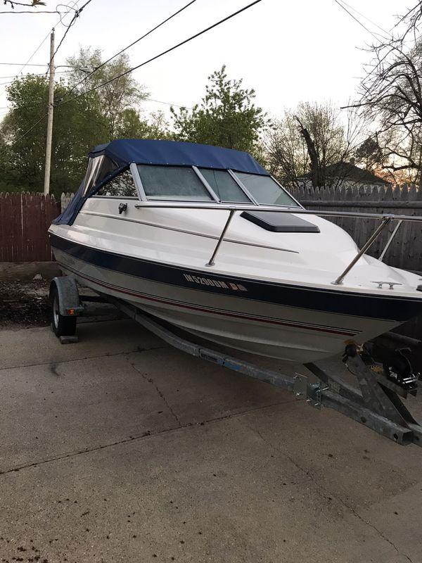 Boat 4 cil 1992