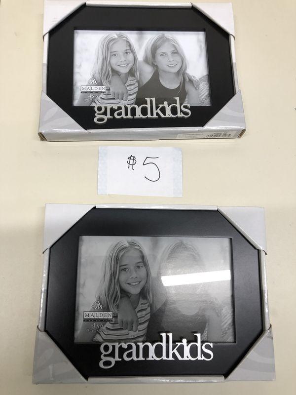 2 grandkids frames (Household) in Rancho Santa Margarita, CA - OfferUp