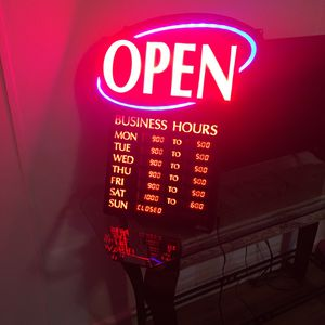 Neon open sign for Sale in Fenton, MO