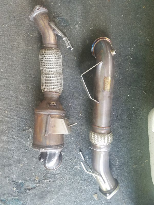 Downpipe ford st for Sale in Kailua, HI - OfferUp