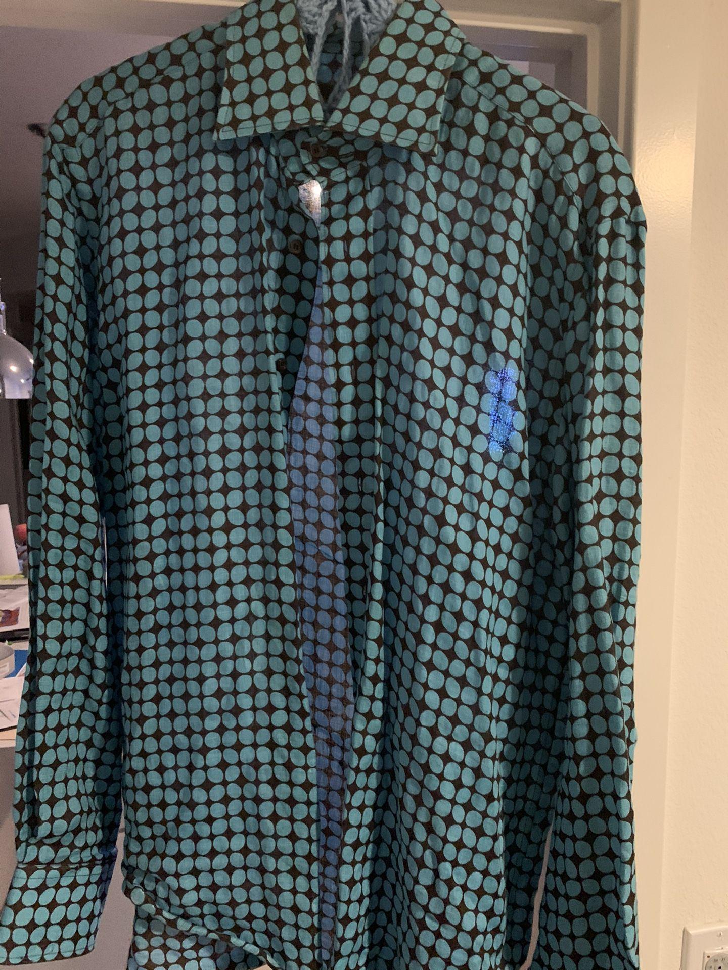 Etro dress shirts