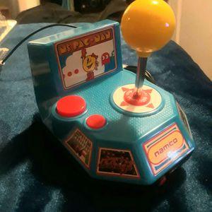 Photo Ms. Pac-Man plug and play game.