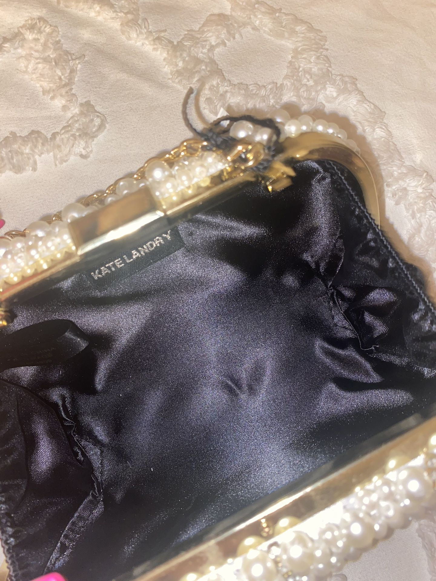 Kate Landry clutch 👛