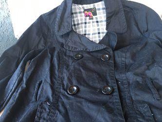 Jacket black midium Thumbnail