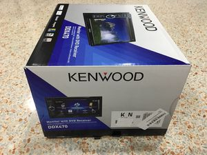Kenwood DDX470 Double Din car audio system for Sale in Miami, FL