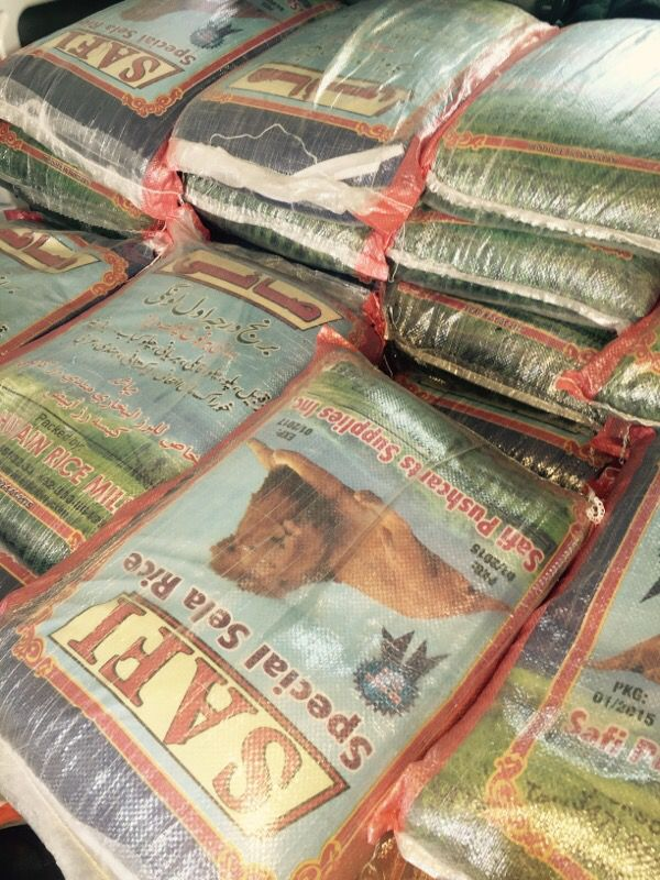 Safi Rice Whole Sale On Big Orders Or Cheap Sales On Singles For