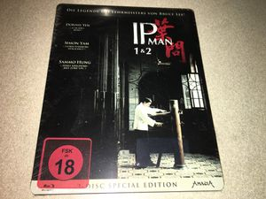 *RARE/SEALED* IP Man 1 & 2 Blu-Ray Steelbook 2-Disc Special Collector's Edition for Sale in University Place, WA