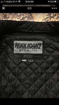 Motorcycle jacket Thumbnail