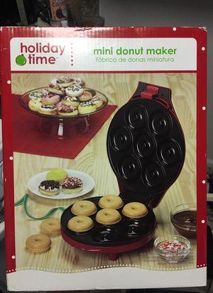 Mini donut maker for Sale in New York, NY