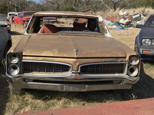 1967 Pontiac Tempest 400 for Sale in Winters, TX