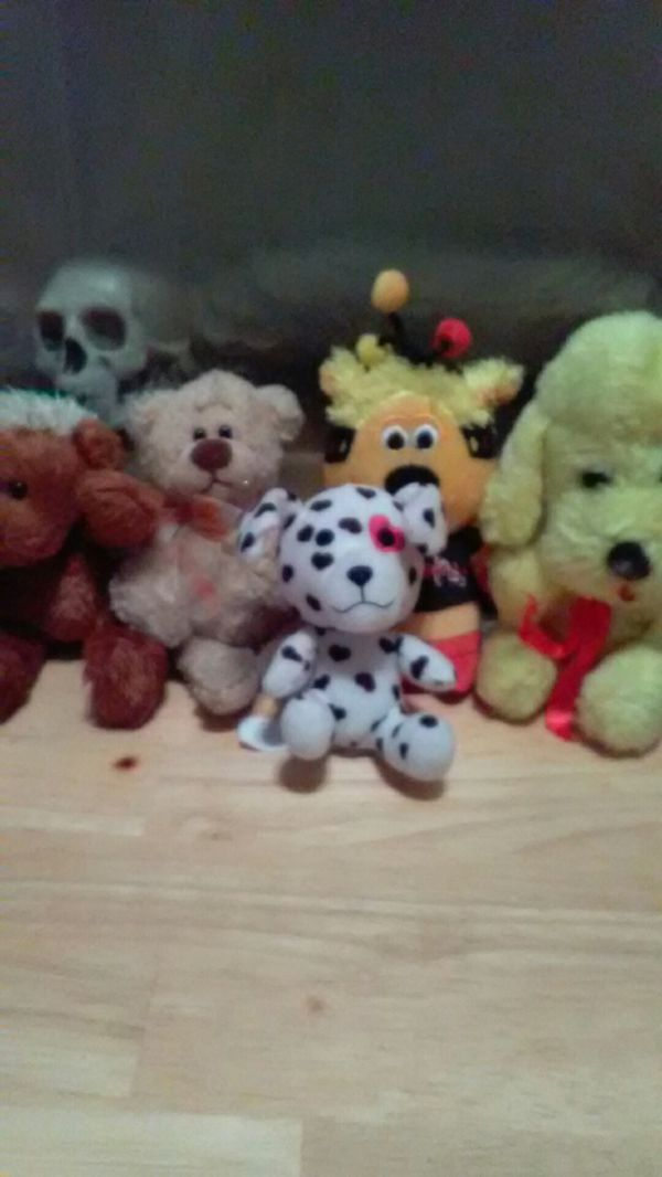 5 Small Stuffed Animals Games Toys In Albuquerque Nm Offerup