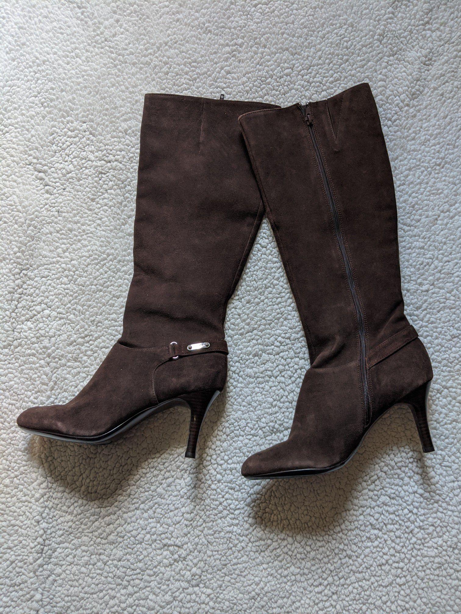 Boots- Calvin Klein