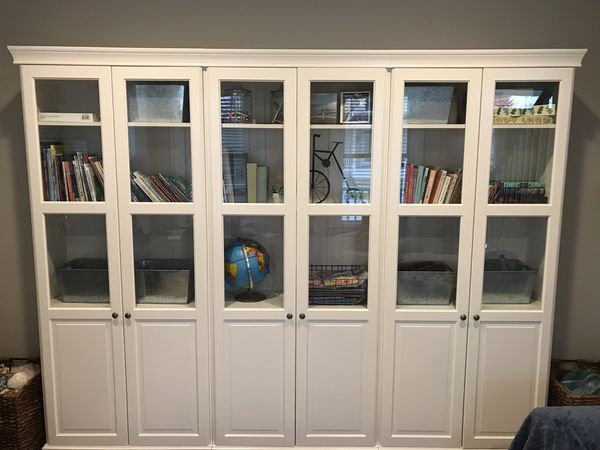 Ikea Liatorp Bookcase Bookshelf For