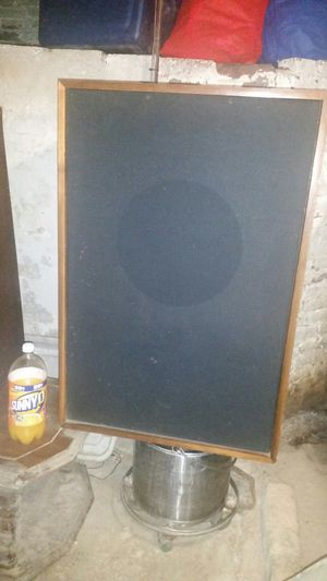 Original Tannoy Lancaster 15 inch cabinets for Sale in Cleveland, OH