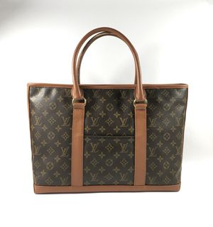 076d8185eebe Authentic Louis Vuitton Weekend Tote Bag for Sale in Weehawken