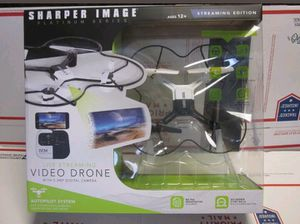 New in box Sharper Image Platinum Series Video Drone for Sale in Columbus, OH