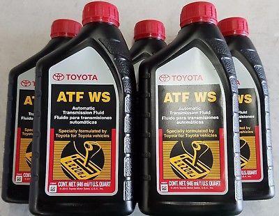Toyota /Lexus ATF fluid ws for Sale in San Diego, CA - OfferUp