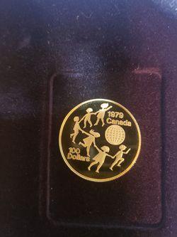 980$ 22k 16.965gram gold Coin Thumbnail