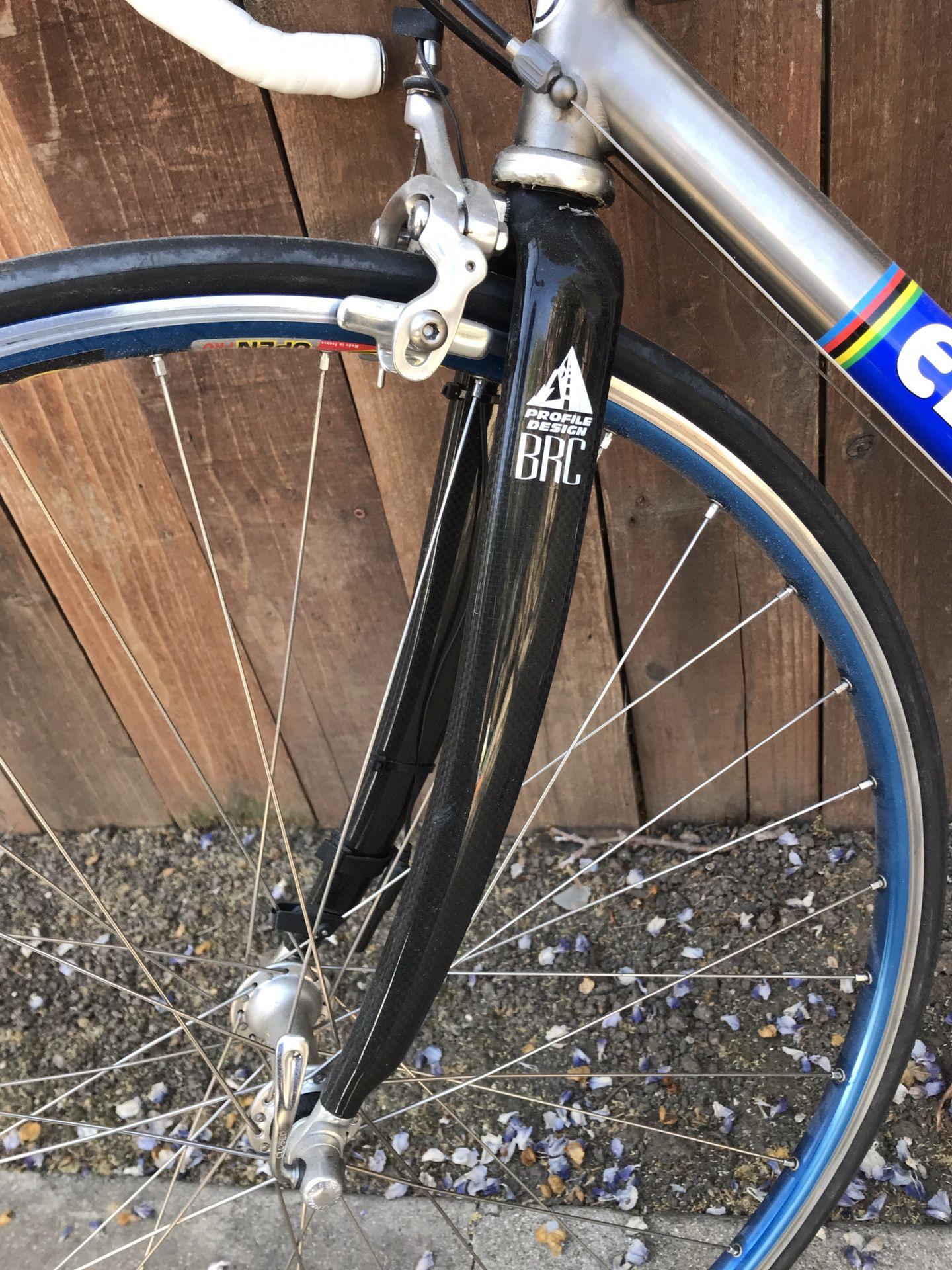Eddy Merckk Majestic Road Bike