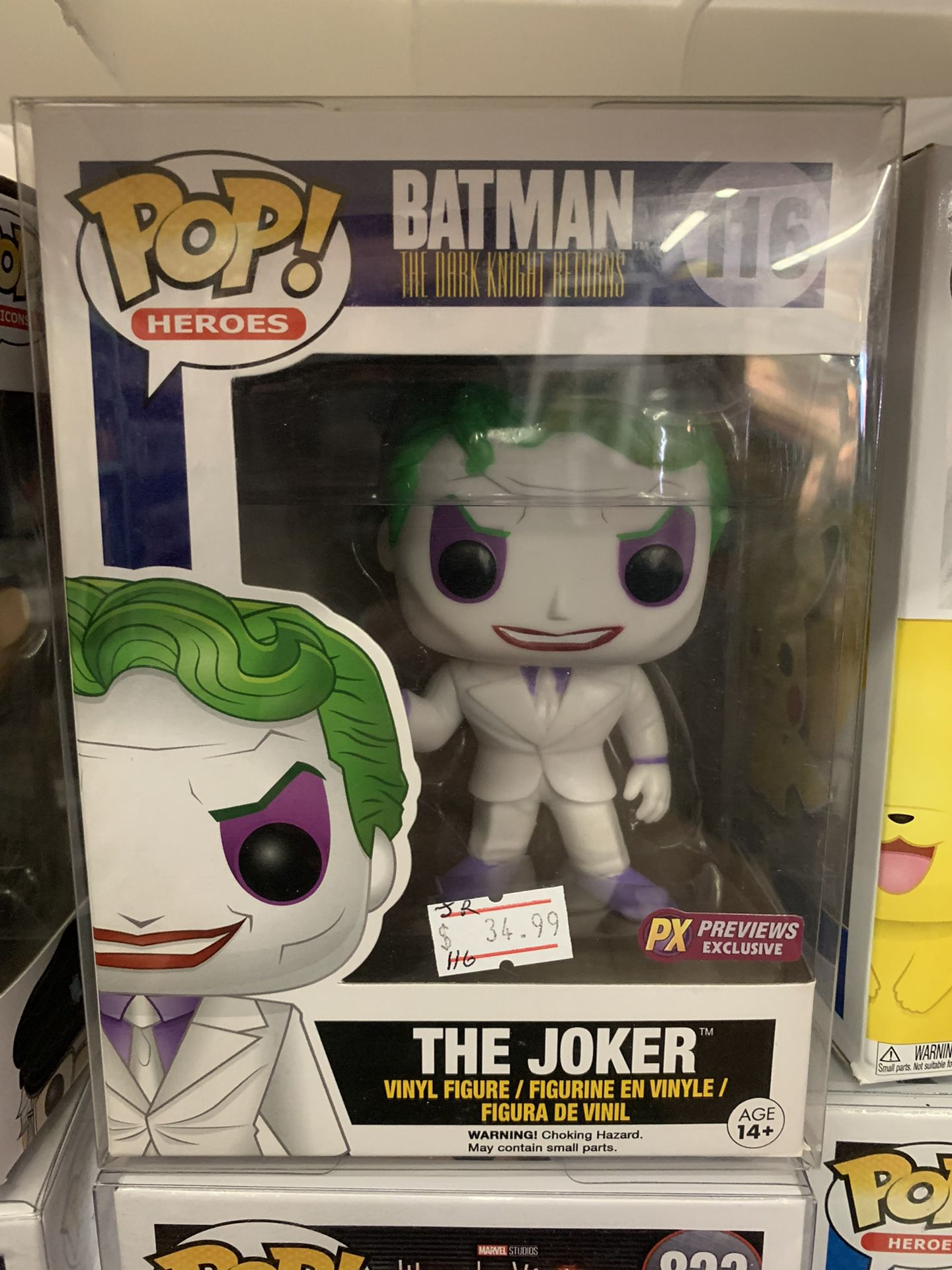 Funko The Joker PX Exclusive