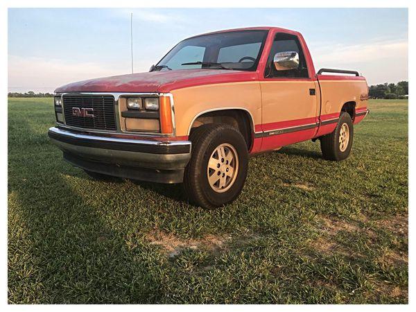 1989 gmc 1500 4x4