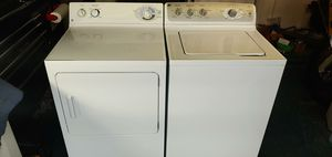 Photo GE Washer and Dryer Set (EXCELLENT CONDITION)